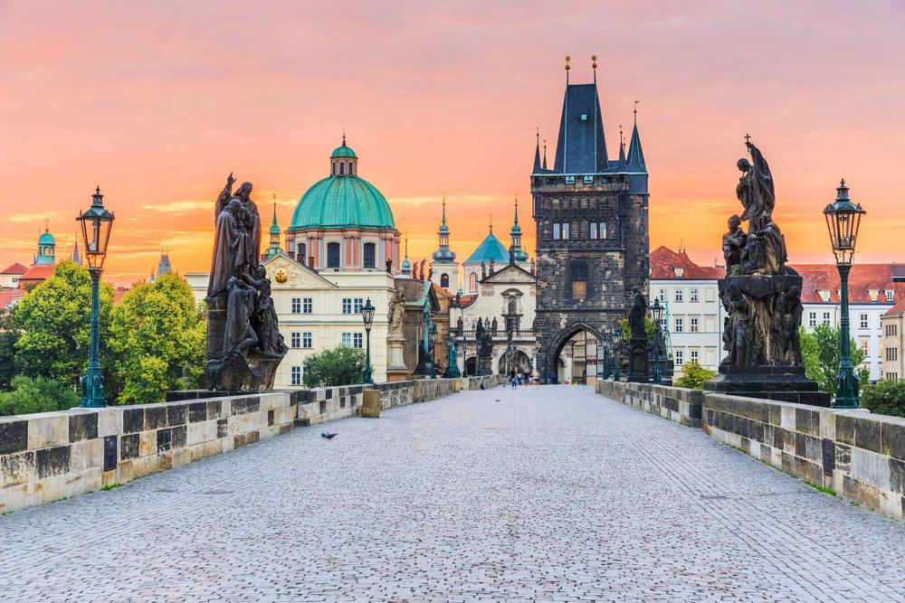 cost of a trip to Prague