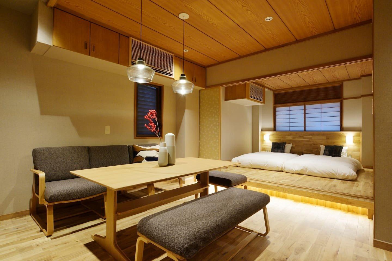 Airbnb in Osaka