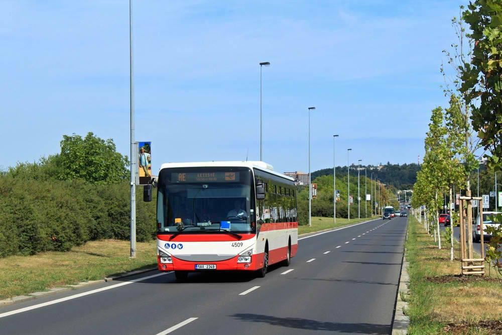 how to get around Prague cheap