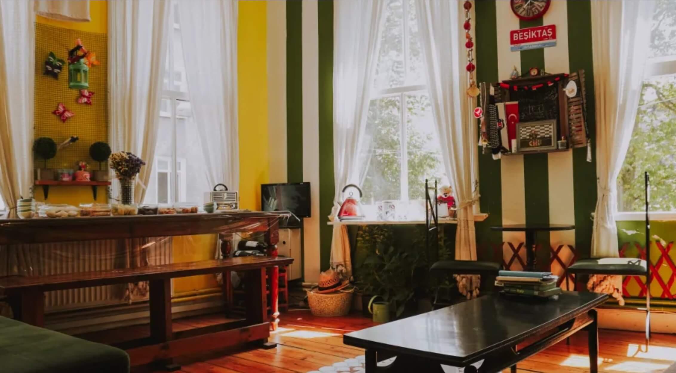 best hostel in istanbul