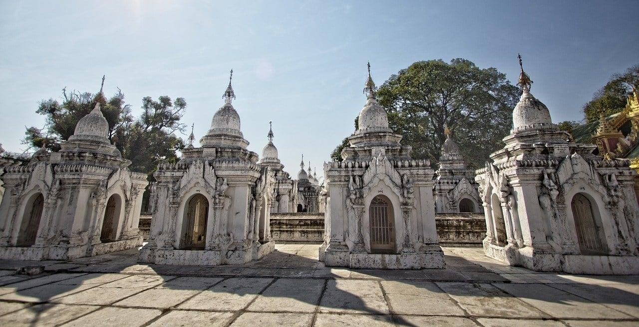 mandalay - Aungmyethazan Township