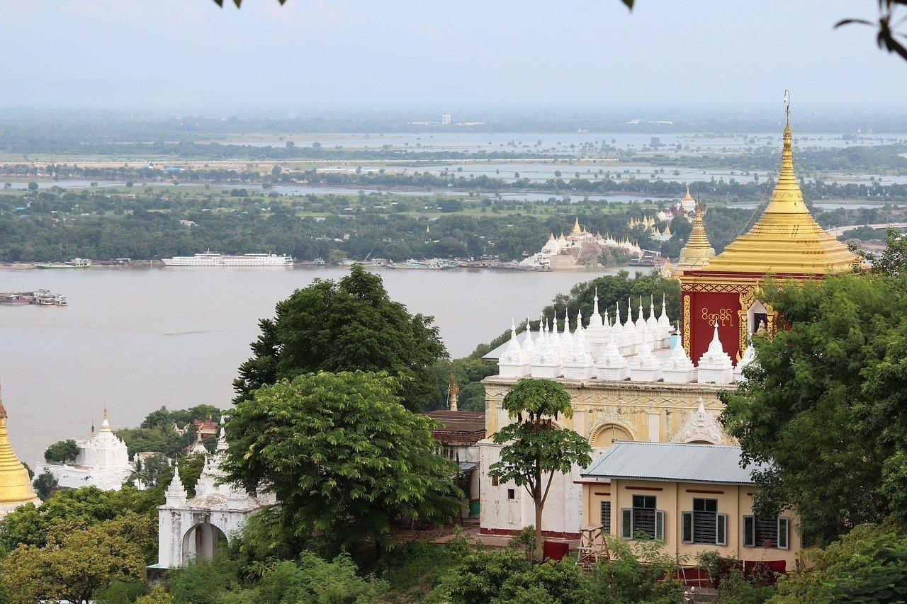 mandalay - Chanmyathazi Township