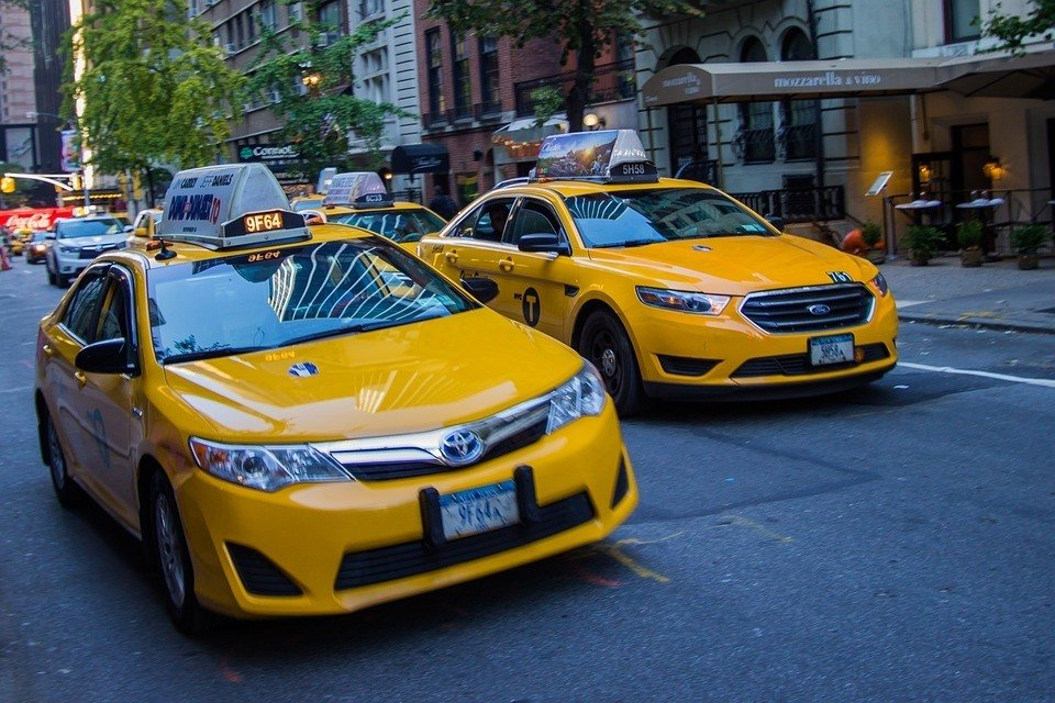 Are taxis safe in USA?