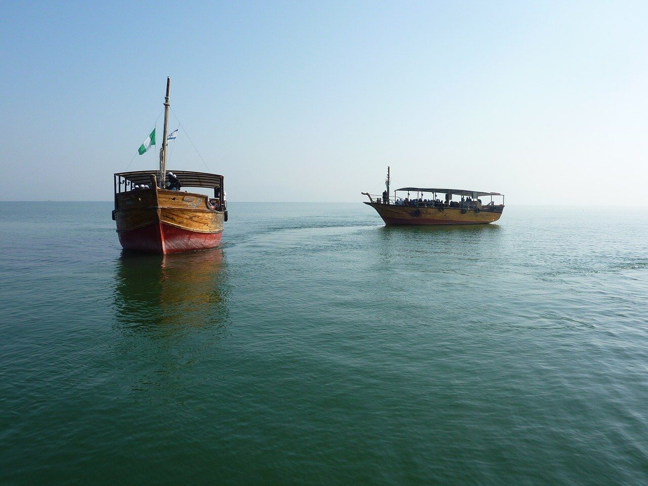 Sea of Galilee - a must visit place in Israel