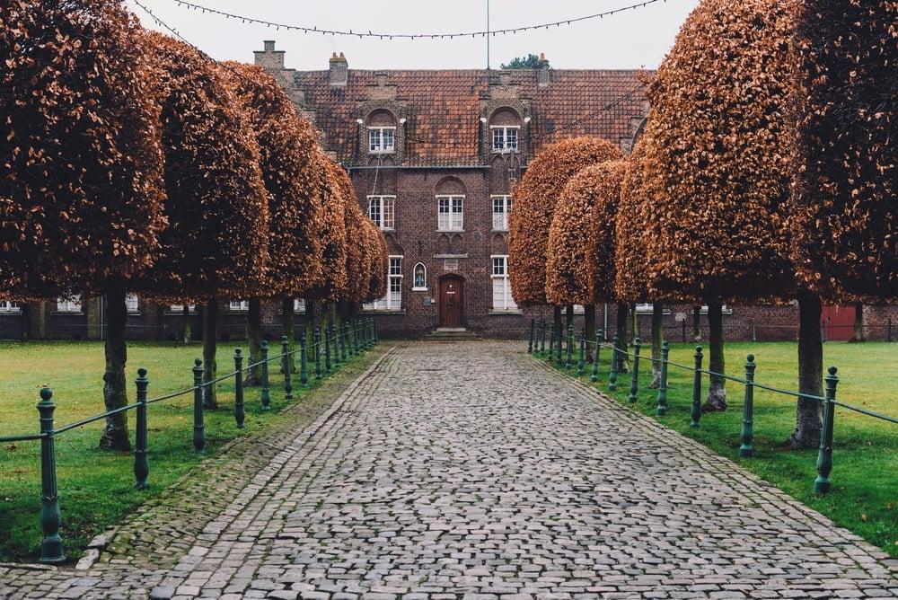 shutterstock - ghent - Sint Amandsberg