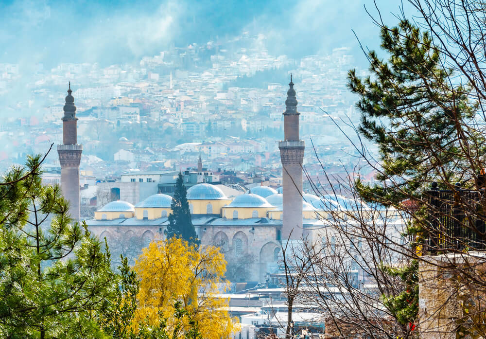bursa best day trips from istanbul