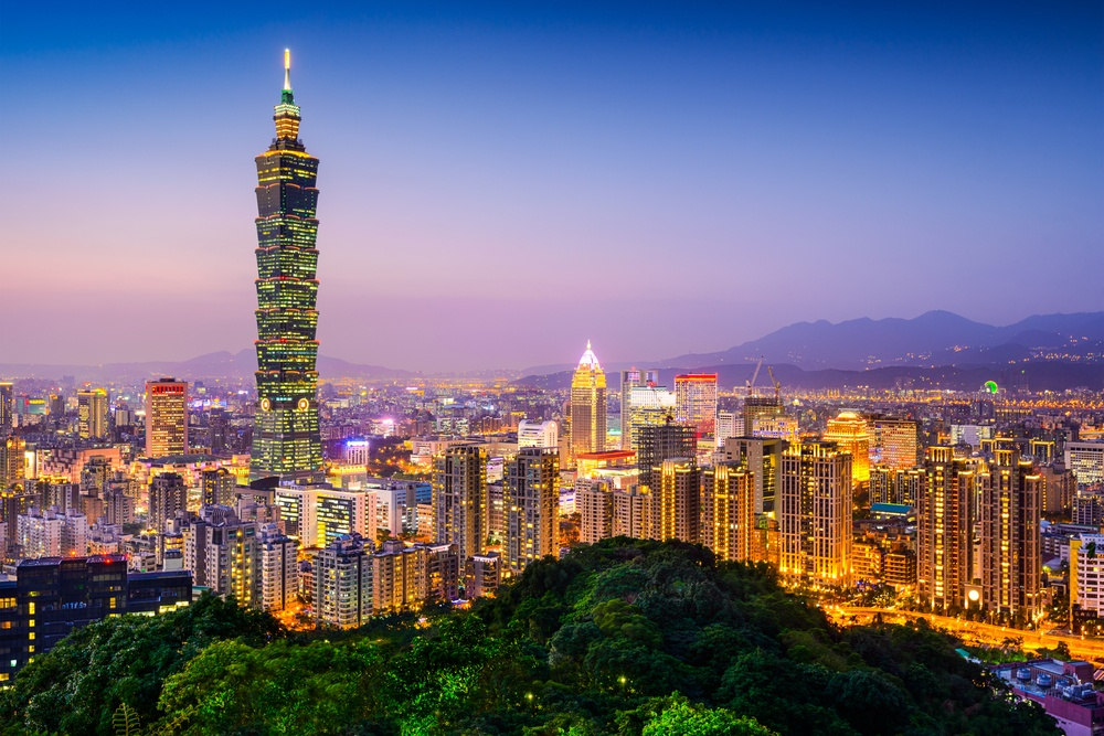 the top places to stay in Taiwan