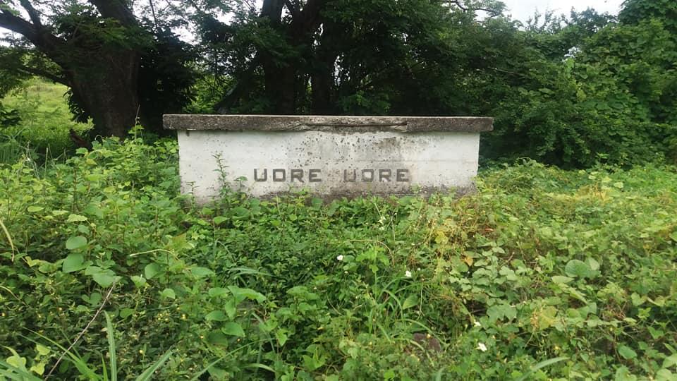 Udre Udre's Grave