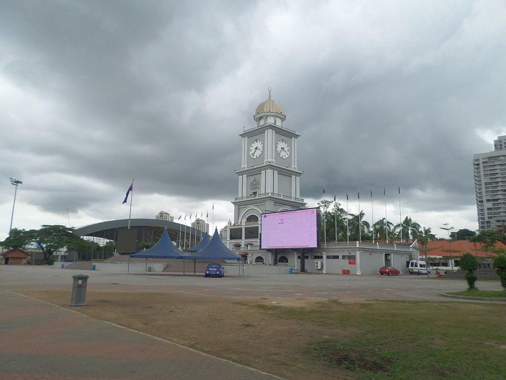 wikicommons - johor bahru - Kampung Stulang Laut