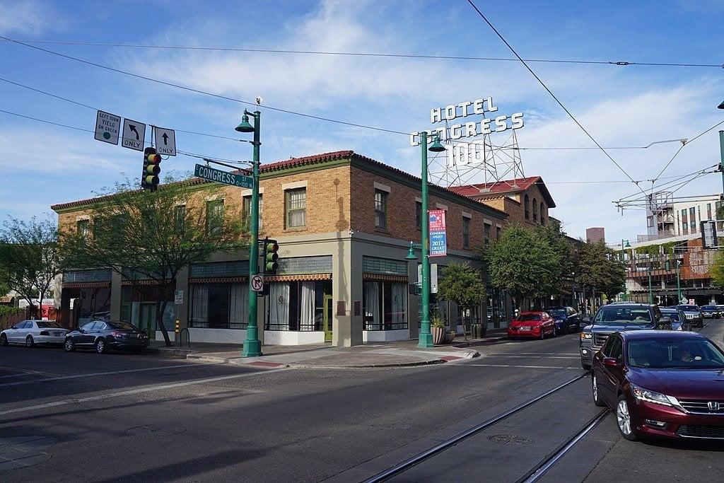 wikicommons - tucson - fourth avenue