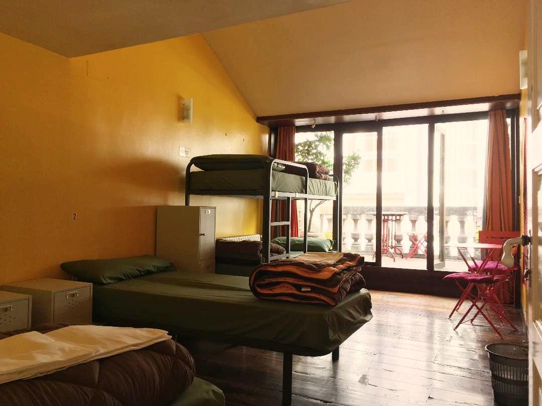 Albergue Azabache best hostel in Santiago de compostela