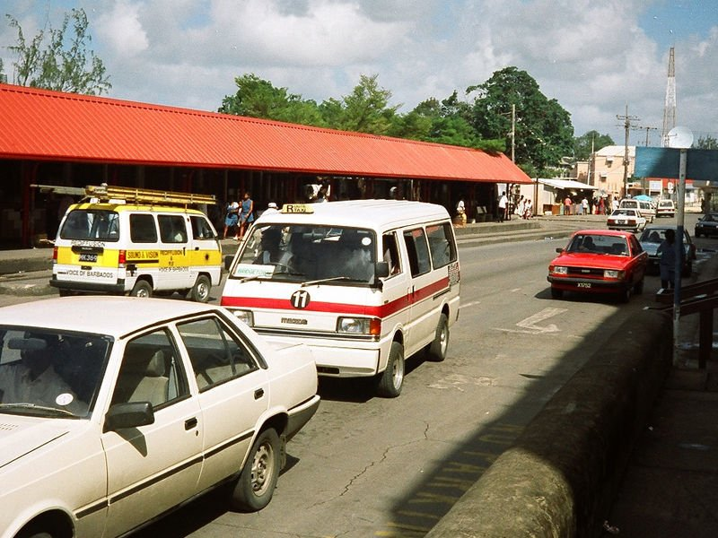 Are taxis safe in Barbados