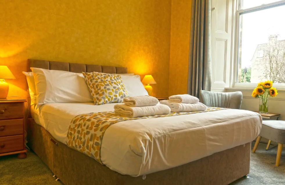 Arrandale Guest House Edinburgh
