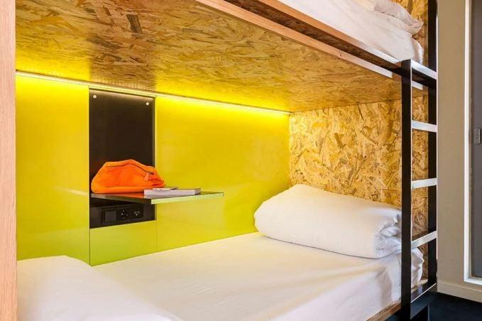 Bastardo Hostel Beds