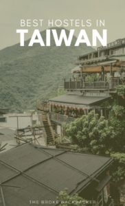 Best Hostels in Taiwan PIN