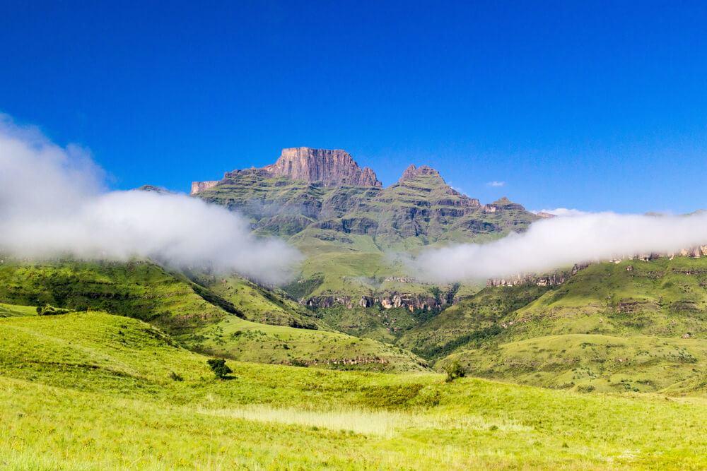 Cathkin Park Drakensberg