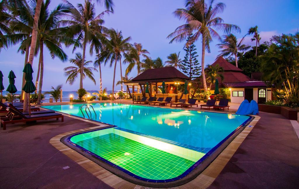 Coco Palm Beach Resort, Koh Samui, Thailand