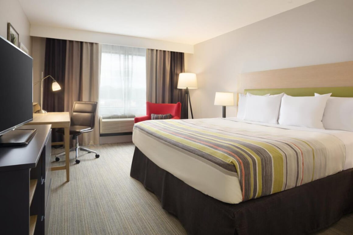 Country Inn & Suites by Radisson Asheville Westgate NC