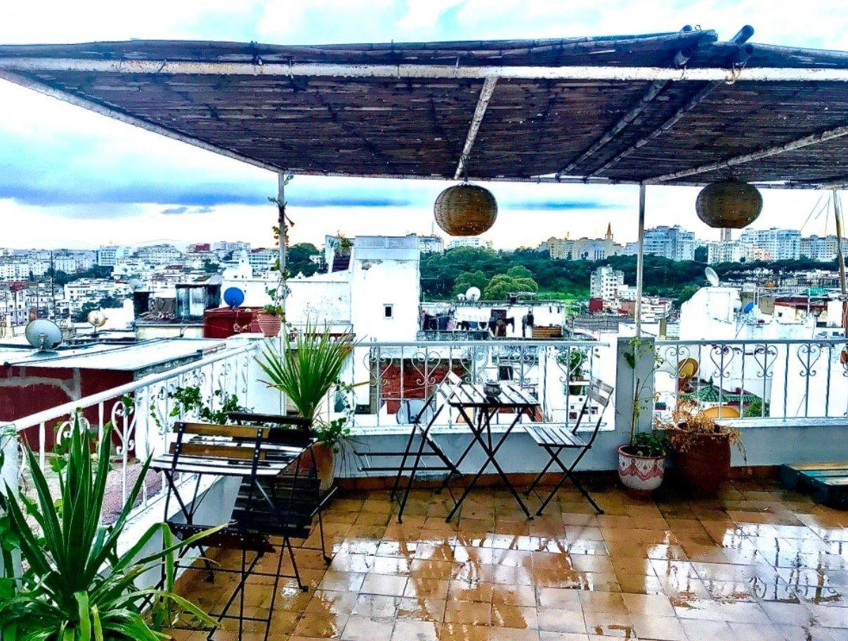 Darsyra Best Hostel in Tangier