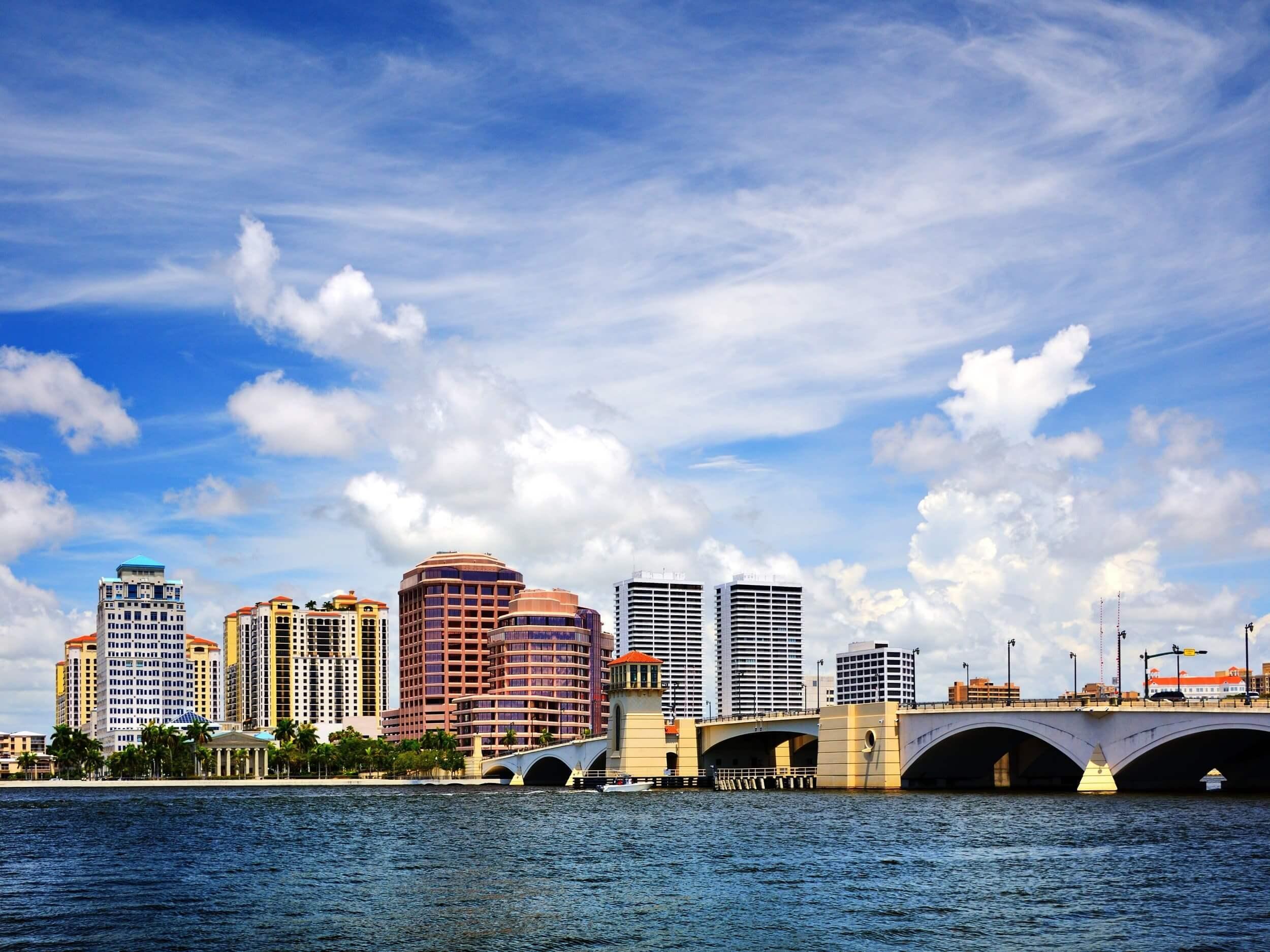 Downtown, West Palm Beach