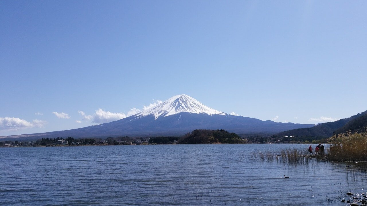 Fuji Five Lakes Where to Stay in Japan to See Mount Fuji and Nature