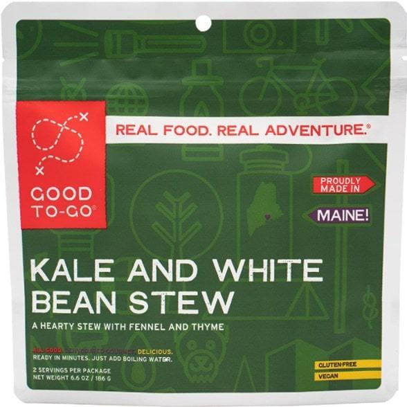 Good to Go-Kale and White Bean Stew