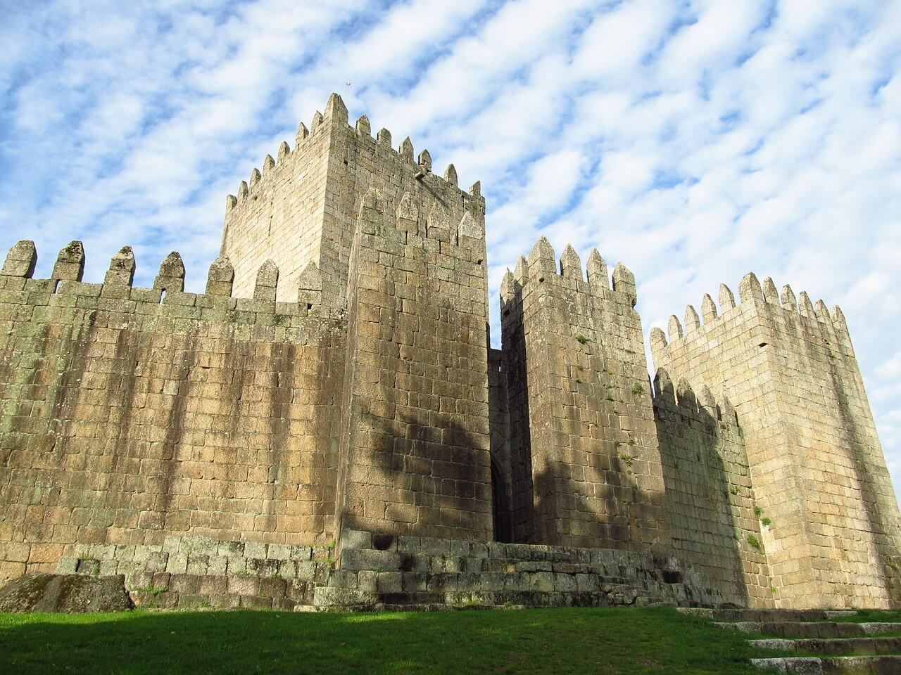 Guimaraes - Where to stay in Portugal on a budget