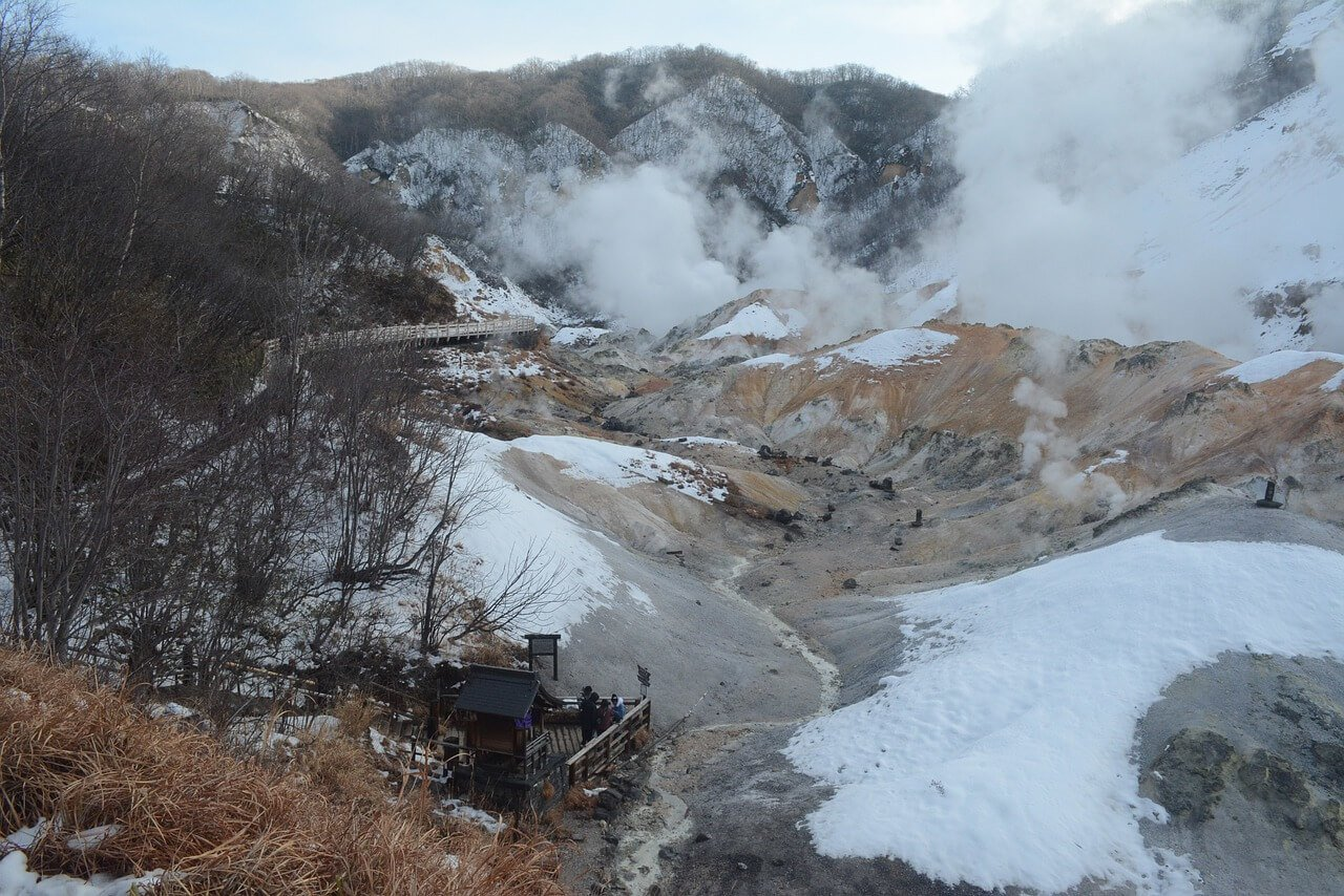 Hokkaido – Where to Stay in Japan for Adventure