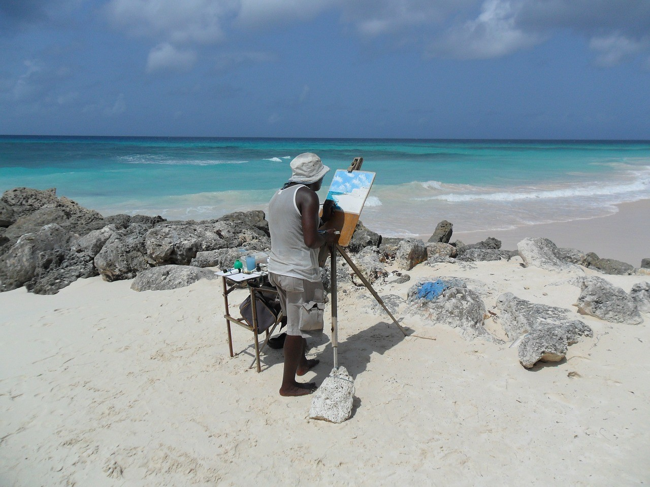Is Barbados safe to travel alone