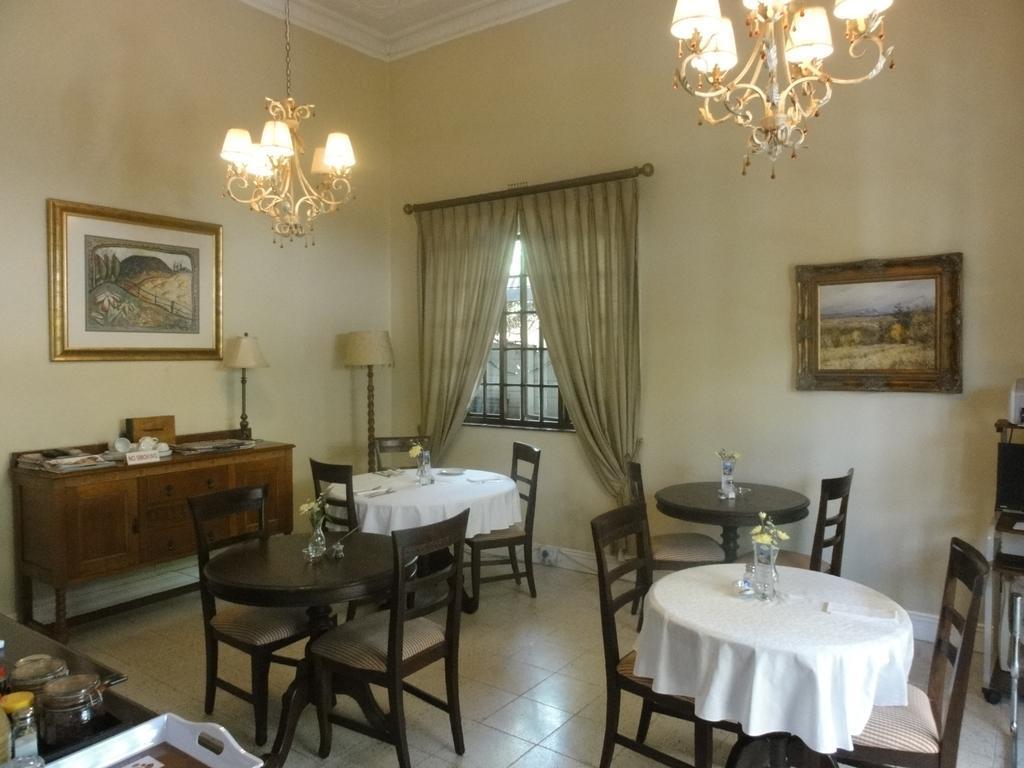 Johannesburg Melville Turret Guesthouse