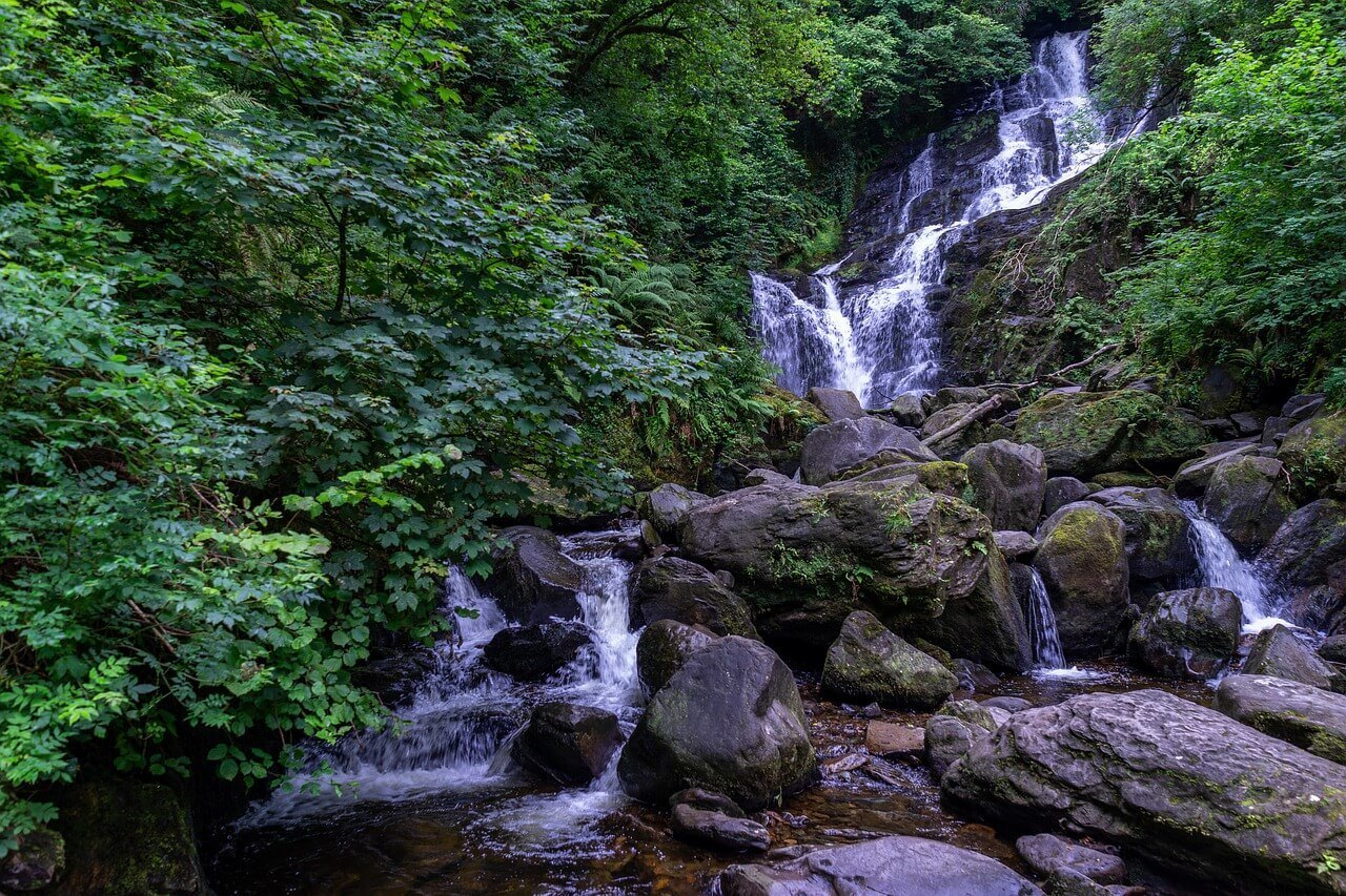 Torc Waterfall, Kerry, Ireland