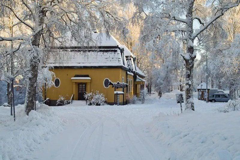 best hostel for outdoor enthusiasts in sweden
