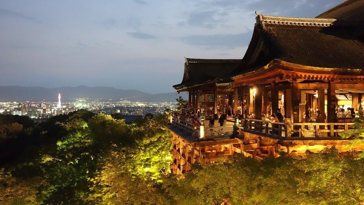 Kyoto– Overall Best Place to Stay in Japan