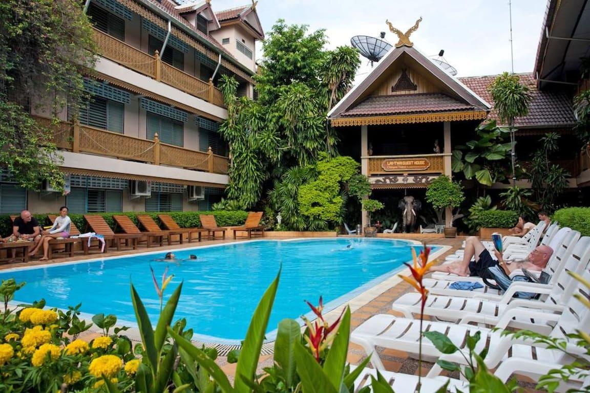 Lai Thai Guest House, Chiang Mai, Thailand