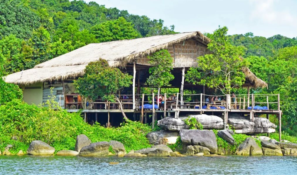 The Best Hostels in Koh Rong