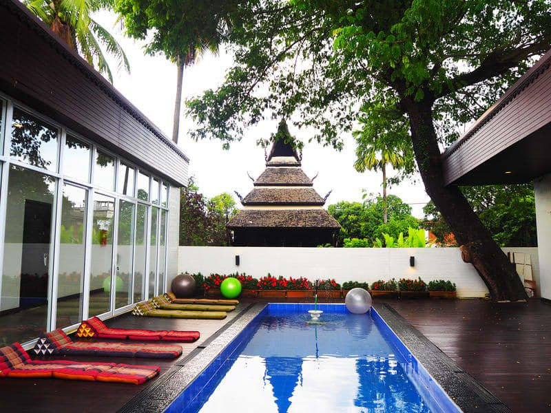 Mercy Hostel, Chiang Rai, Thailand