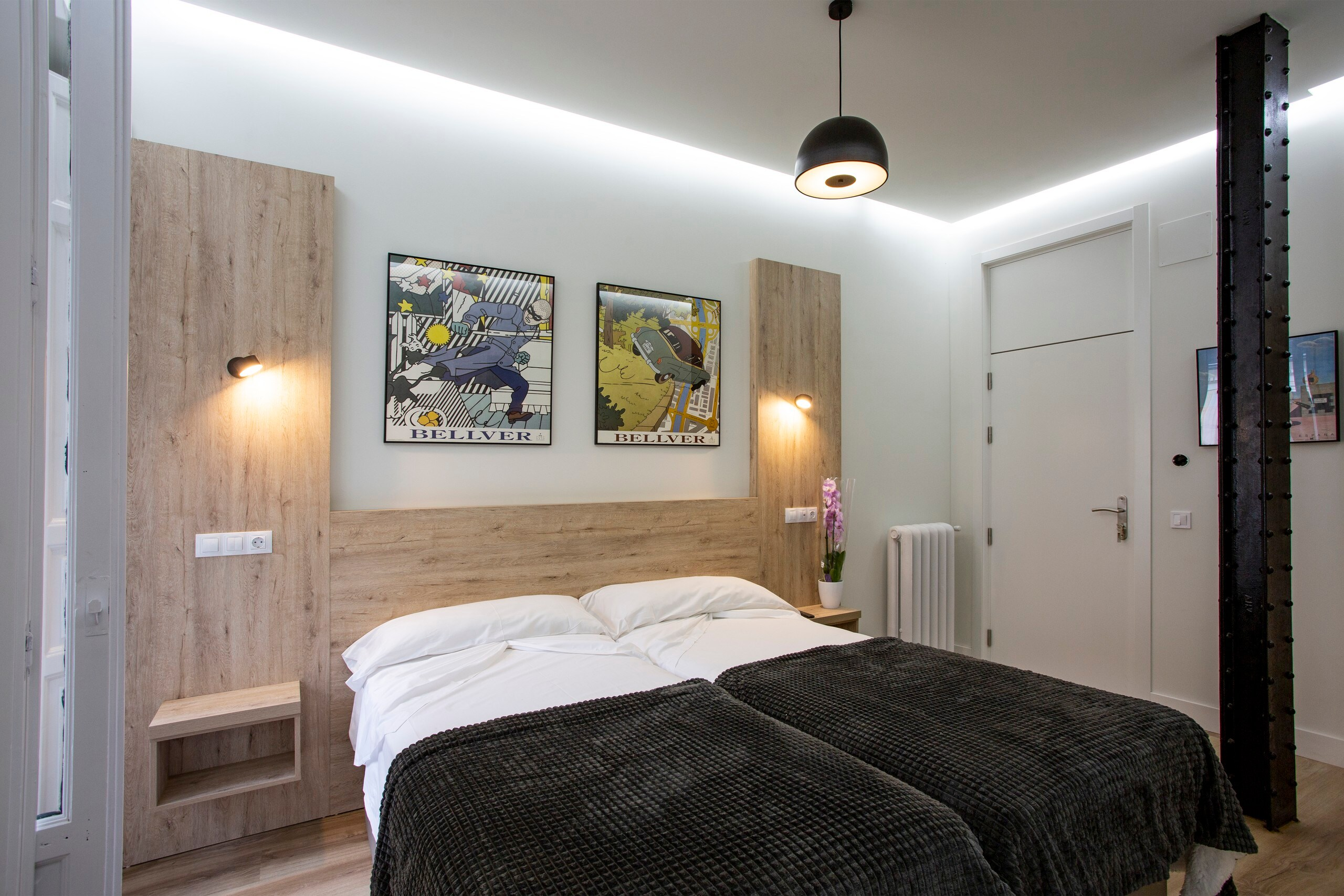Modern Accommodation in the heart of Madrid