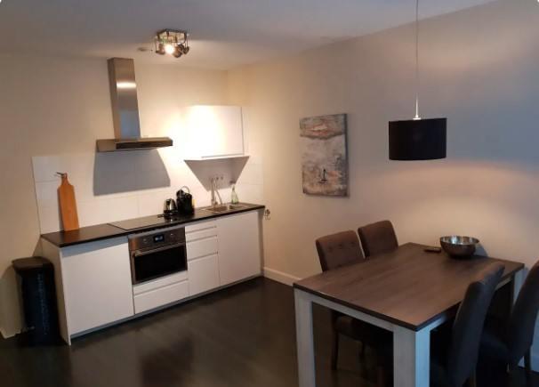 Modern Private Apartment in Amsterdam