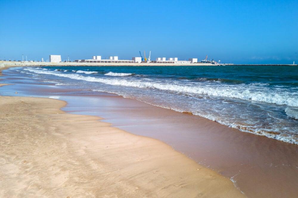 Municipal Beach Tangier