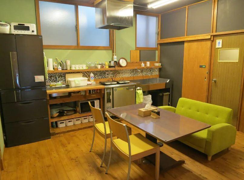 No Borders Hostel Tokyo