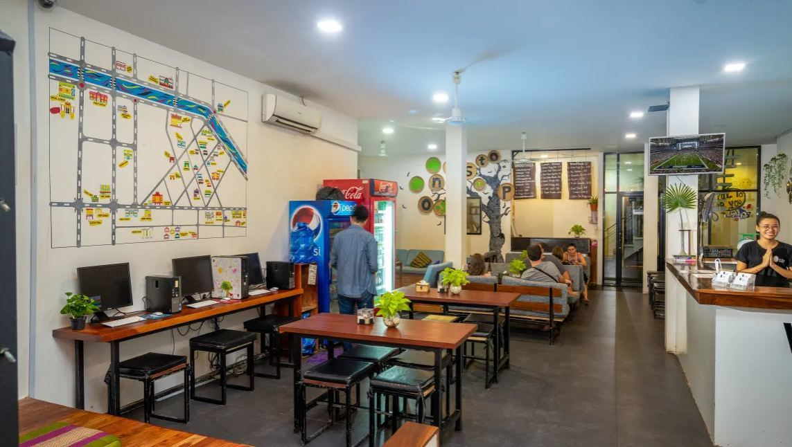 The Best Hostels in Siem Reap