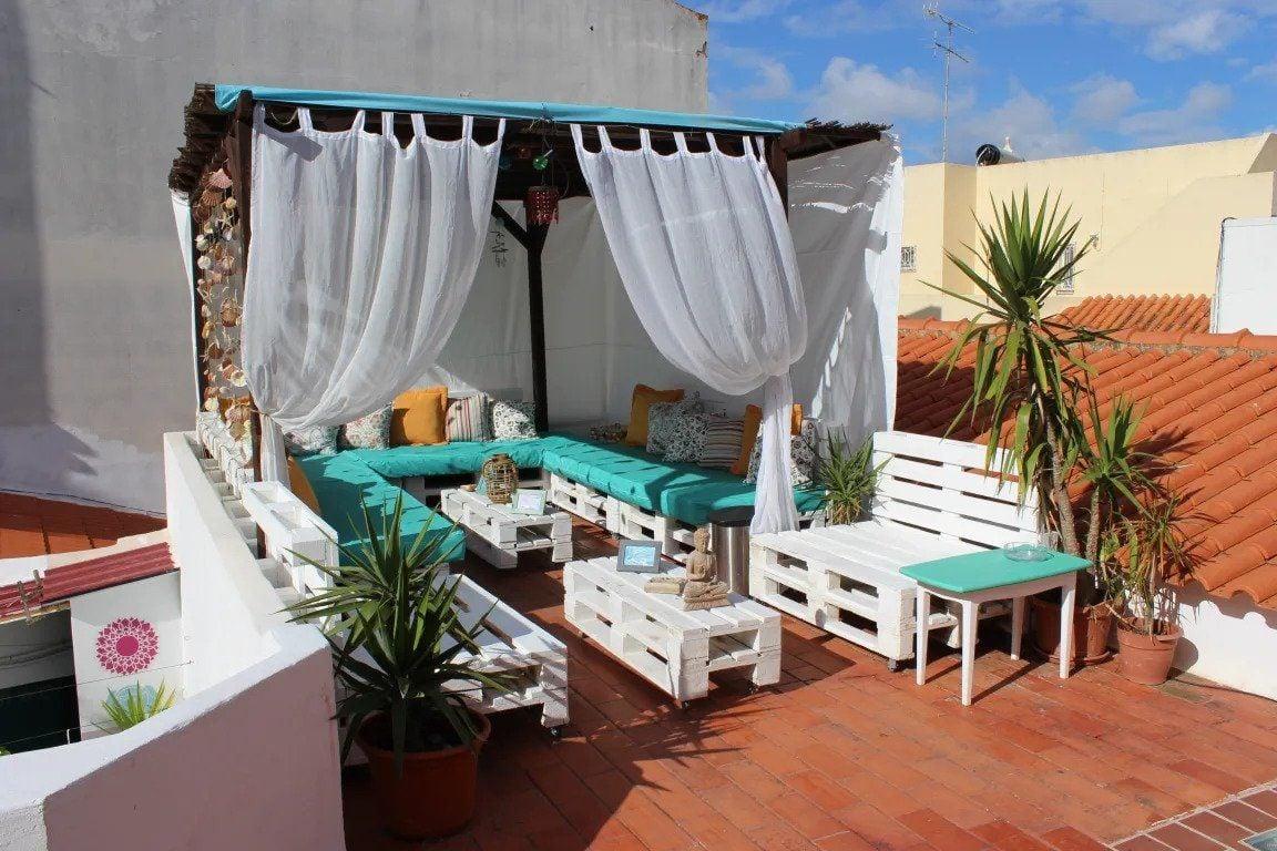 Orange Terrace Hostel best hostels in Albufeira