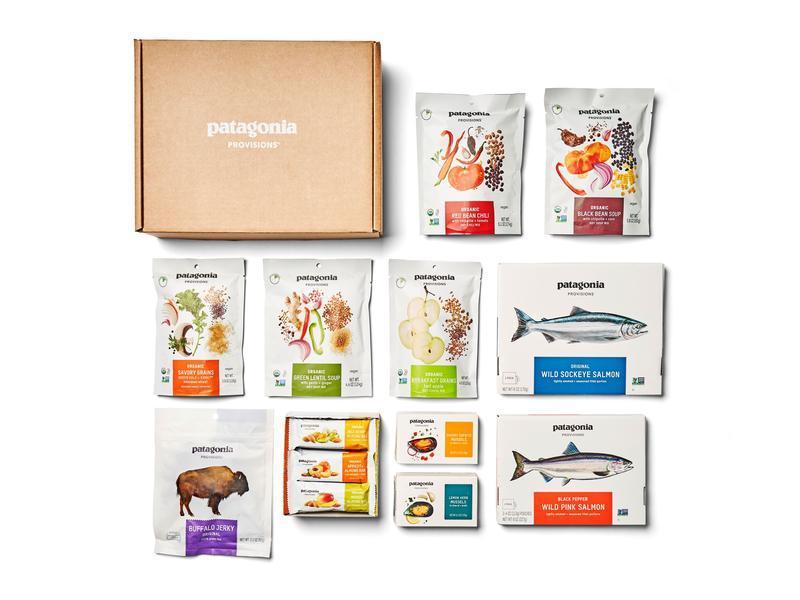 Patagonia Provisions-Pantry Stuffer Gift Box