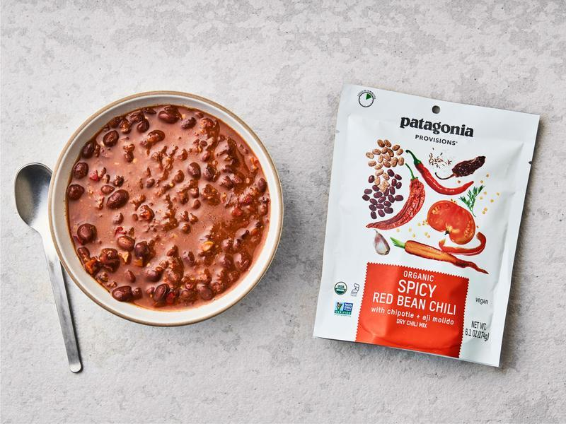 Patagonia Provisions-Spicy Red Bean Chili