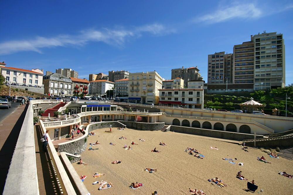 Port Vieux, Biarritz