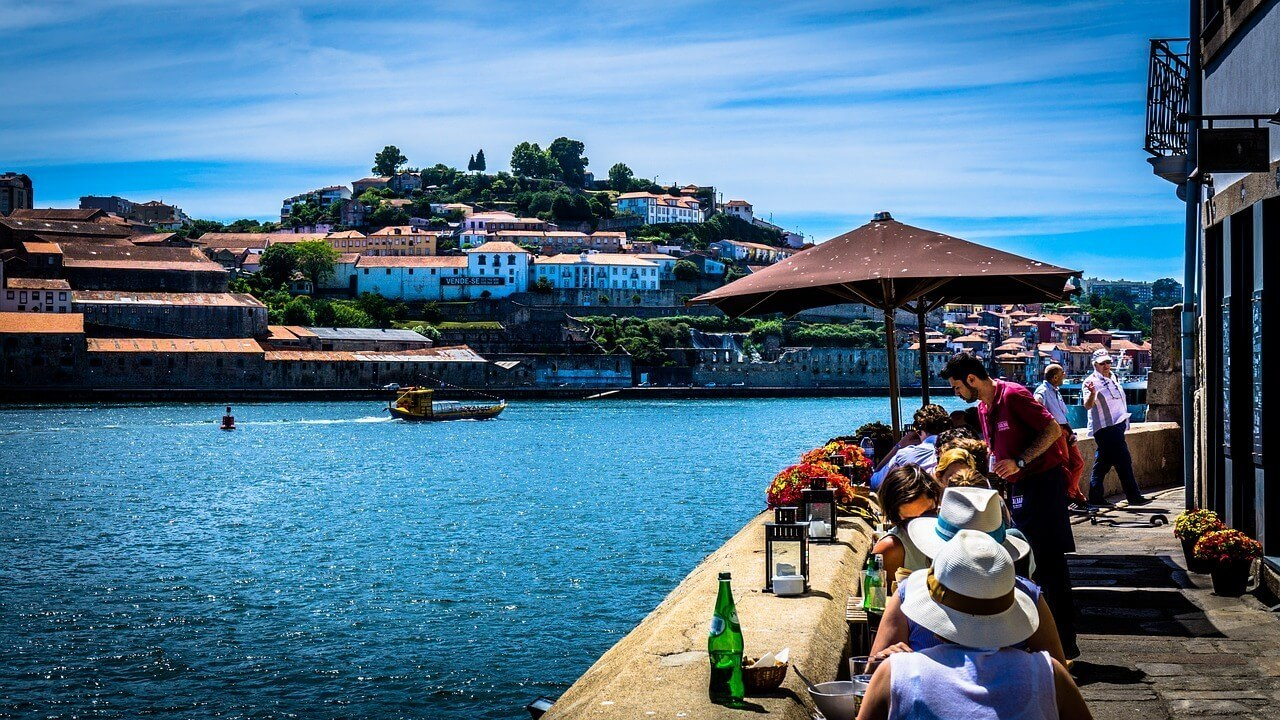 Porto Where to Stay in Portugal for Drinking Wine