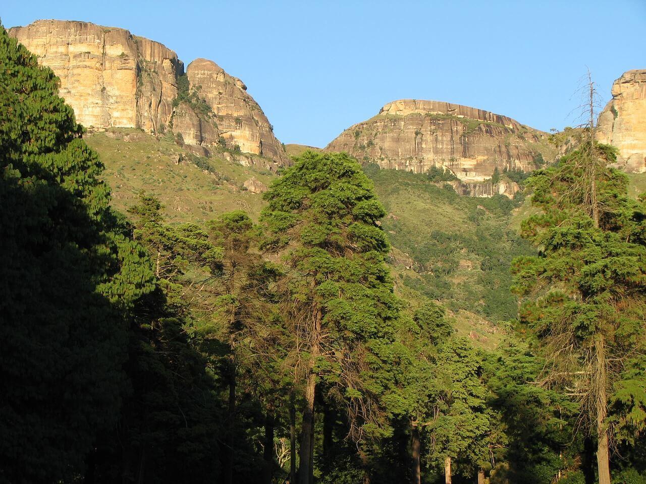 Royal Natal National Park Drakensberg