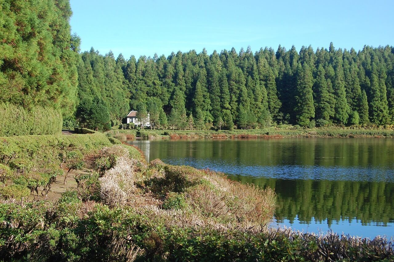 Sao Miguel Island in the Azores Most Romantic Place to Stay in Portugal for Couples