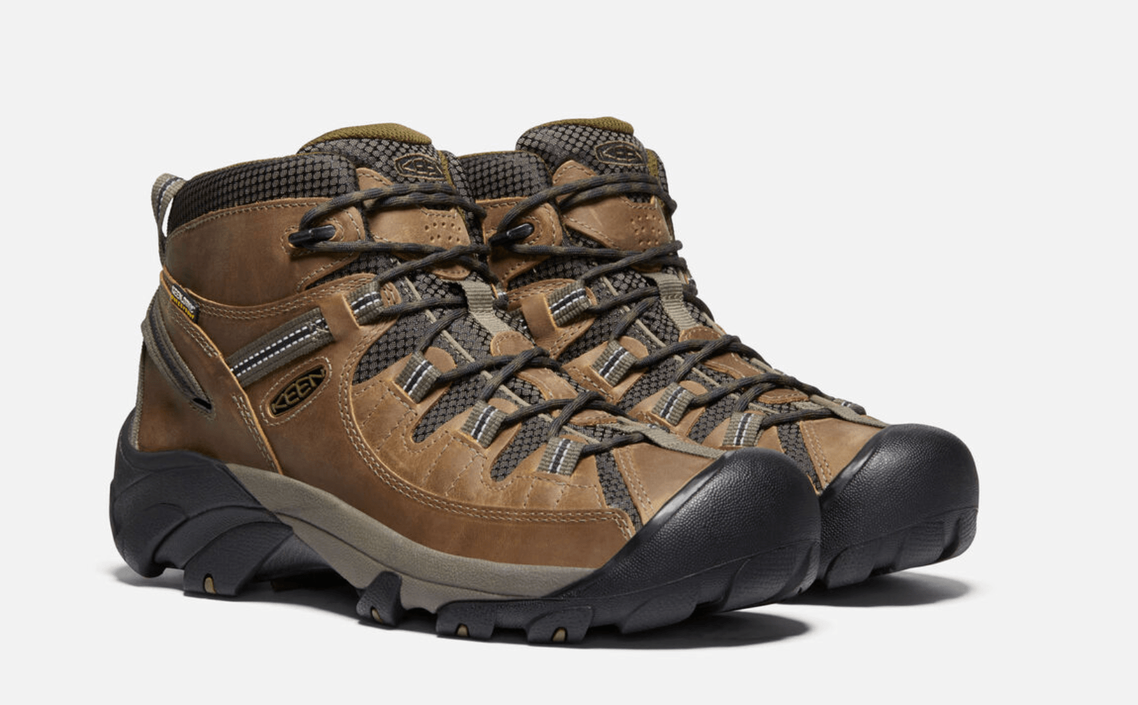 Keen Targhee ii review