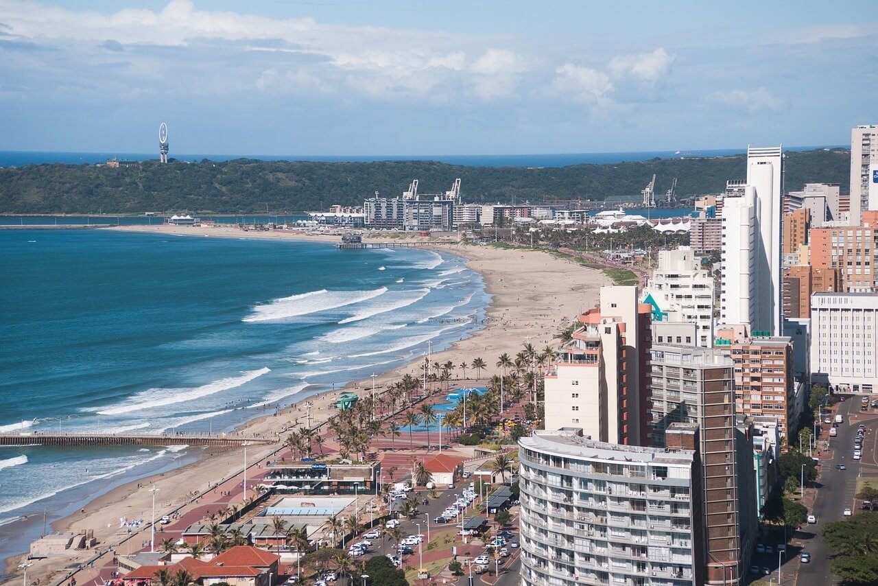 Staying in a Guesthouse in Durban